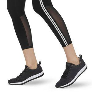 3/$30 Athletic Works Leggings with Mesh Panels